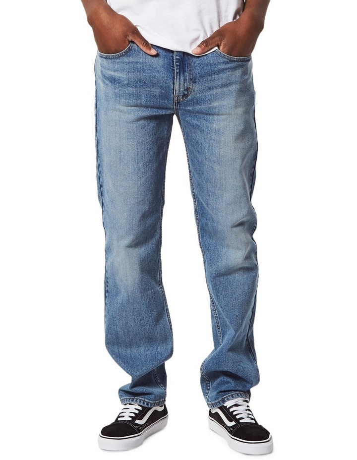 516™ Slim Fit Straight Jeans image 1