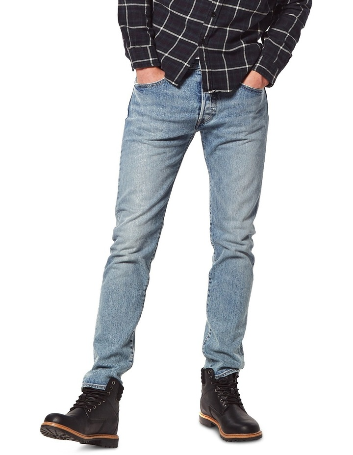e3523d54 Details about Levis 501 Justin Timberlake Slim Taper Jean