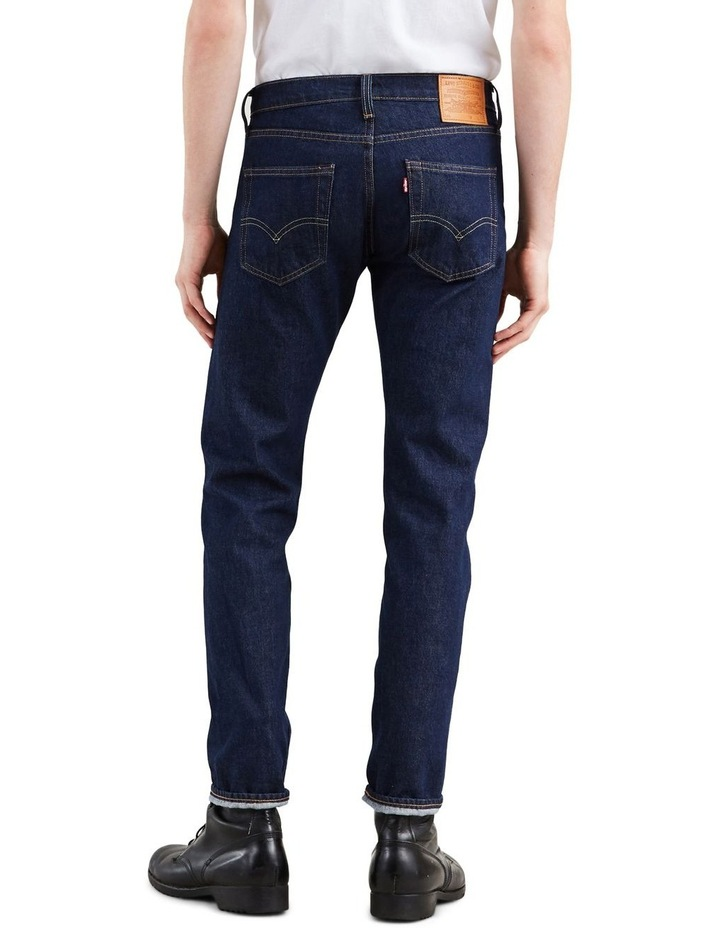 511™ Slim Fit Selvedge Jeans image 2