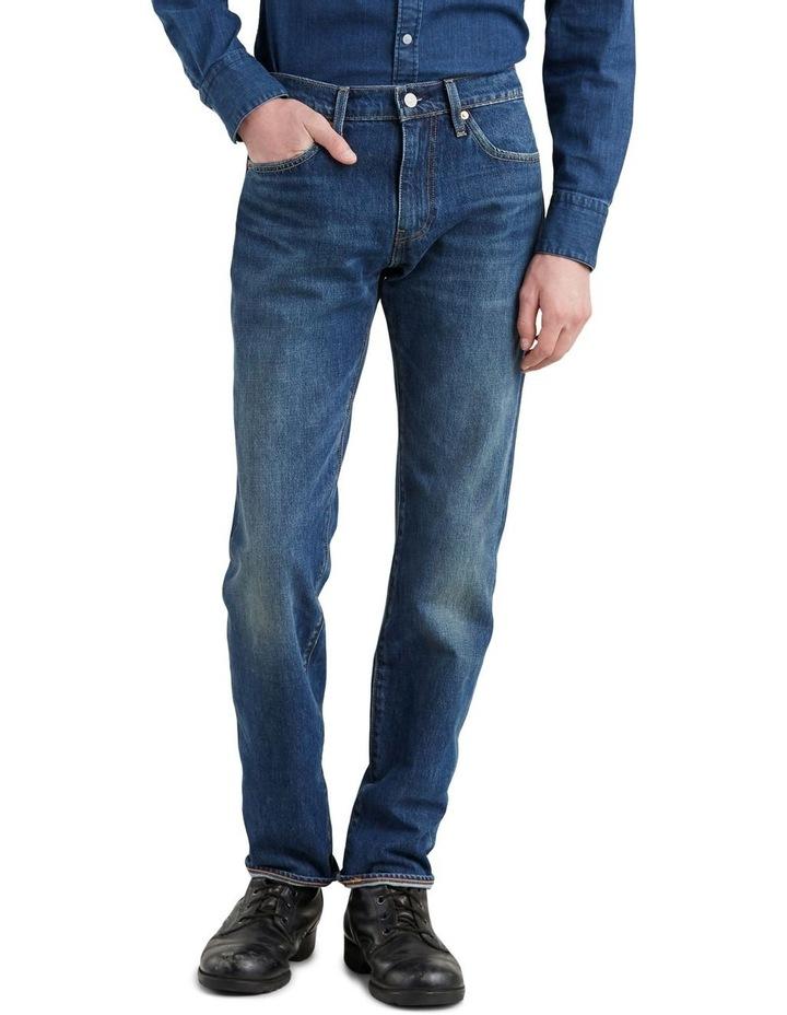 511™ Slim Fit Selvedge Jeans image 1