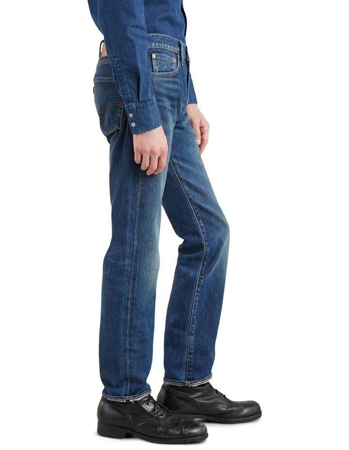 511™ Slim Fit Selvedge Jeans image 3