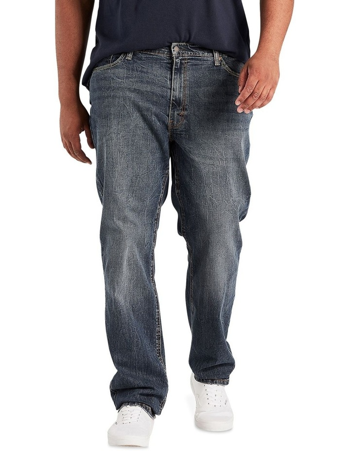 Big & Tall Athletic Taper Jeans image 1