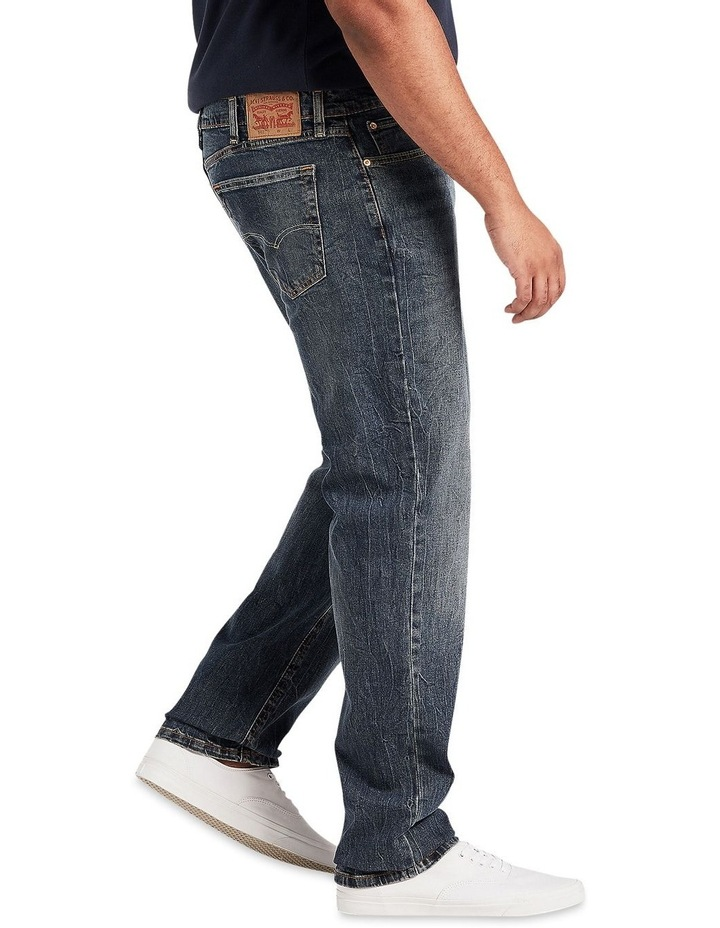 Big & Tall Athletic Taper Jeans image 2