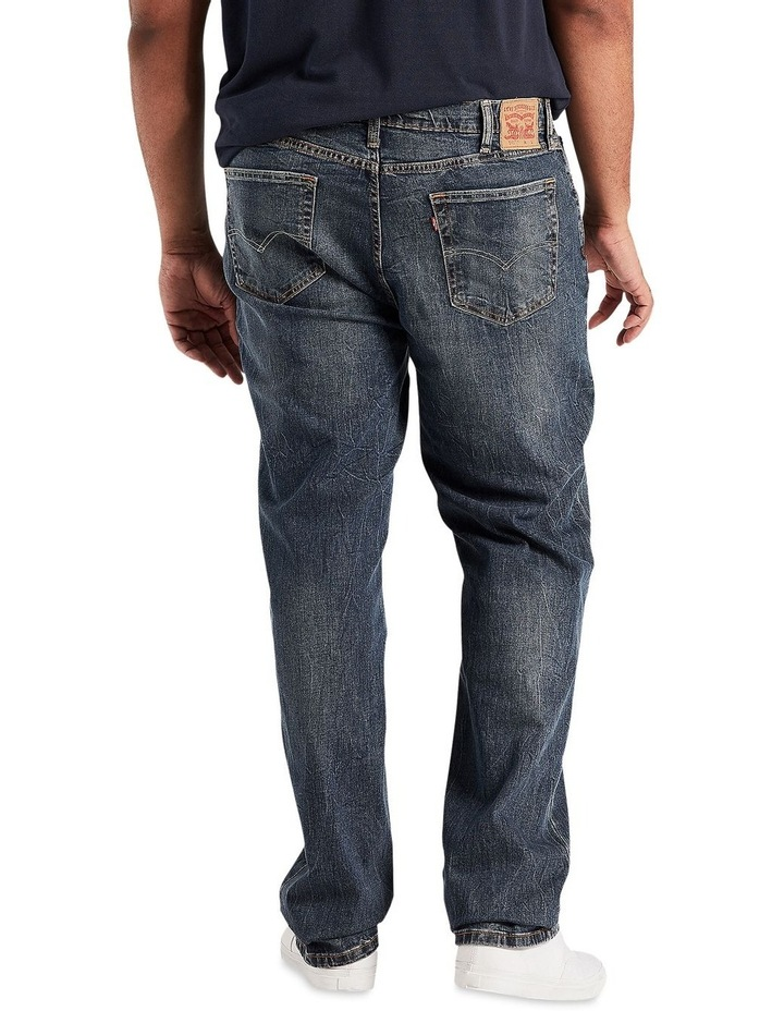 Big & Tall Athletic Taper Jeans image 3