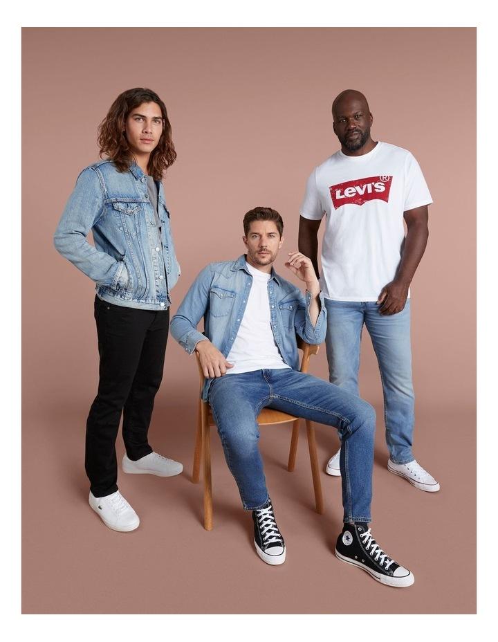 Big & Tall Taper Fit Jeans image 6