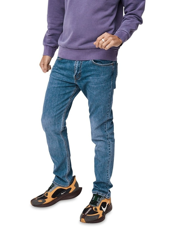 Tapered Jeans image 1