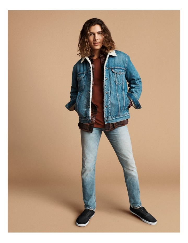 502 Tapered Jeans image 2