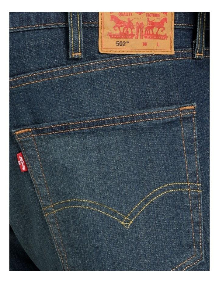 Big & Tall 502 Taper Fit Jeans image 5