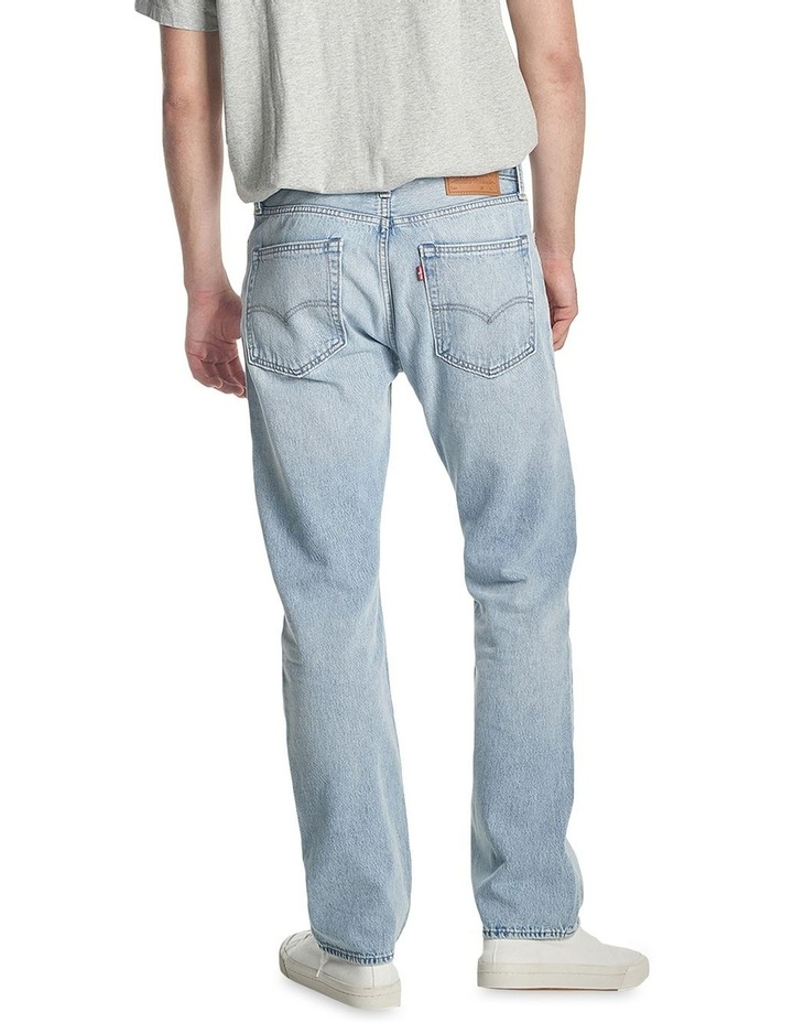 551 Z Authentic Straight Cropped Jeans image 3