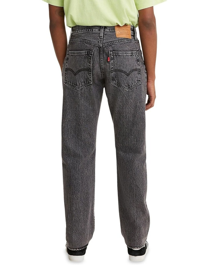 551 Z Authentic Straight Cropped Jeans image 2