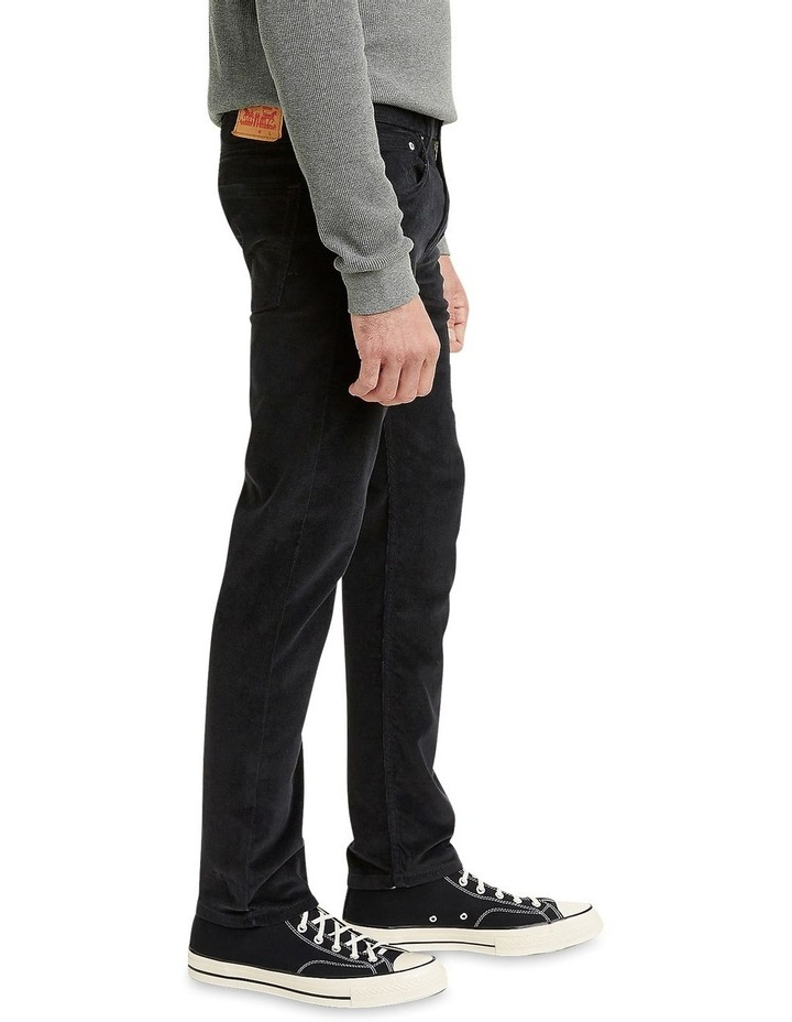 502 Taper Jeans Black image 2