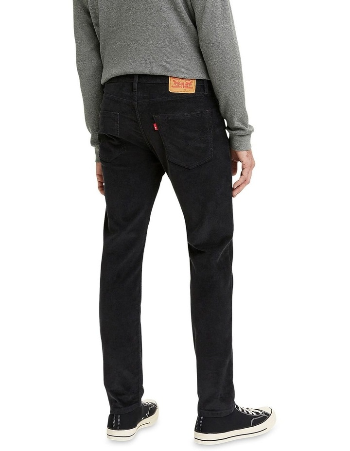 502 Taper Jeans Black image 3