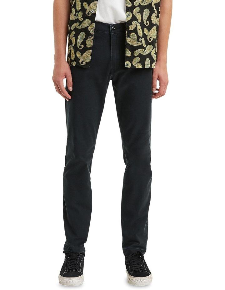 XX Chino Standard Taper Pants Black image 1