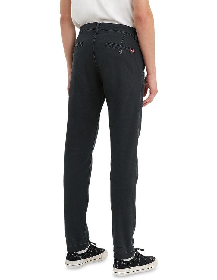 XX Chino Standard Taper Pants Black image 3