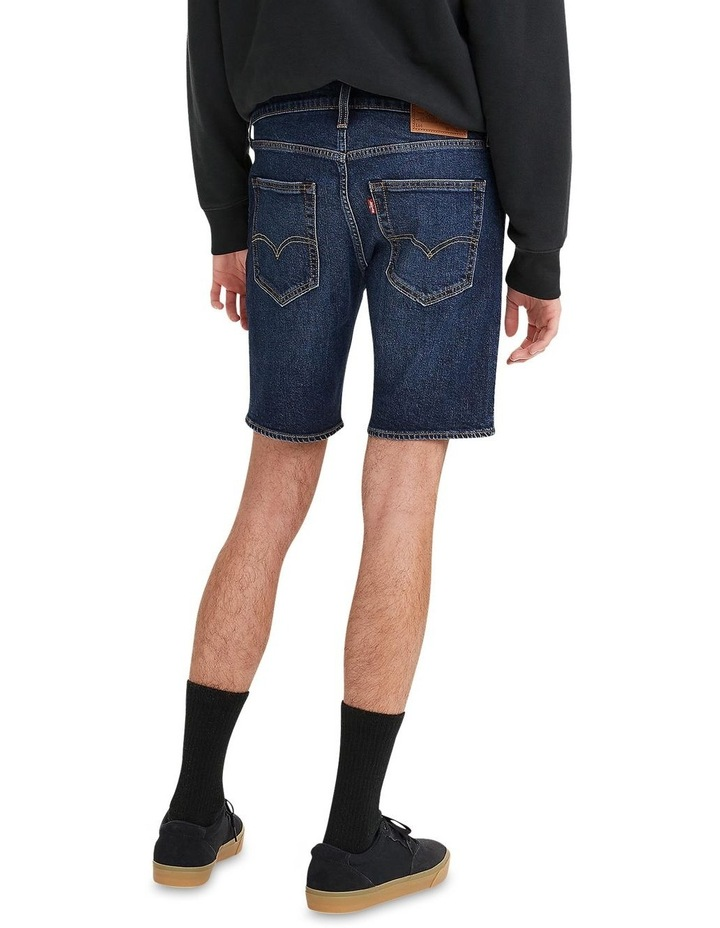 Slim Fit Jean Shorts image 3