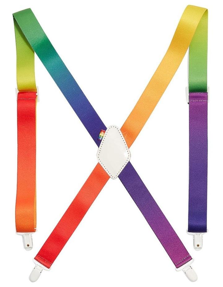 Pride Suspenders image 1