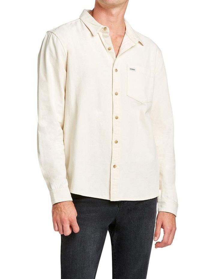 Long Sleeve Relaxed Shirt image 1