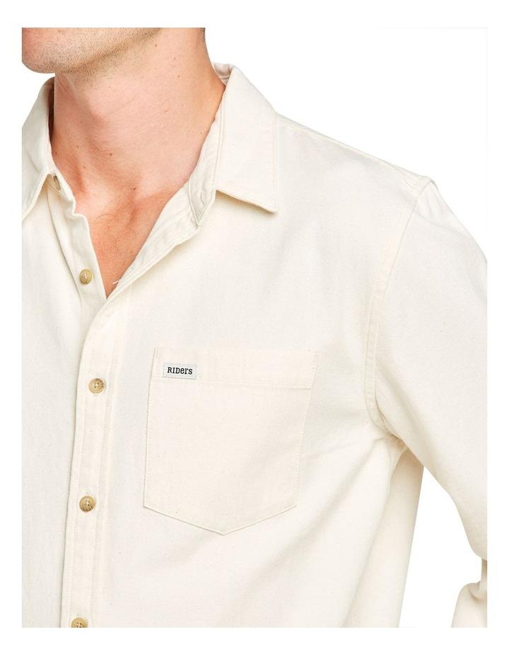 Long Sleeve Relaxed Shirt image 2