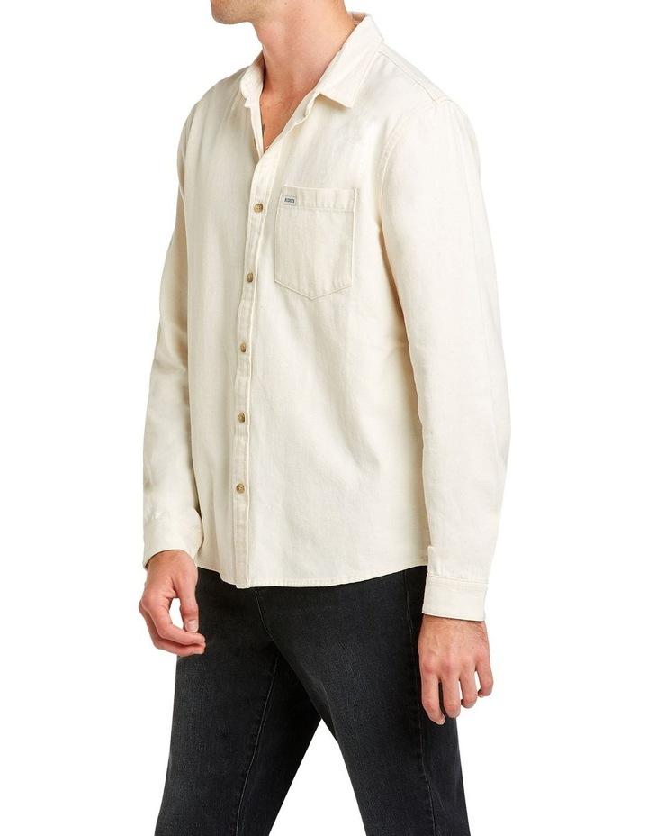 Long Sleeve Relaxed Shirt image 3