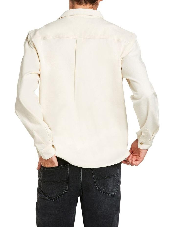 Long Sleeve Relaxed Shirt image 4