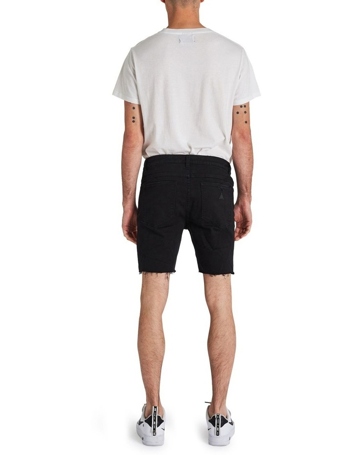 A Dropped Skinny Short image 3
