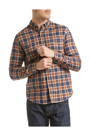 JAG - Markus Long Sleeve Check Shirt