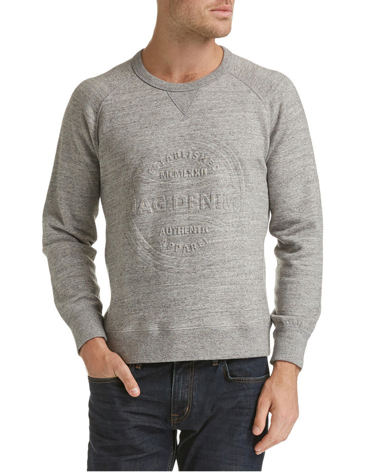 Tom Embossed Crew image 1