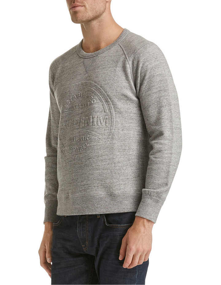 Tom Embossed Crew image 3