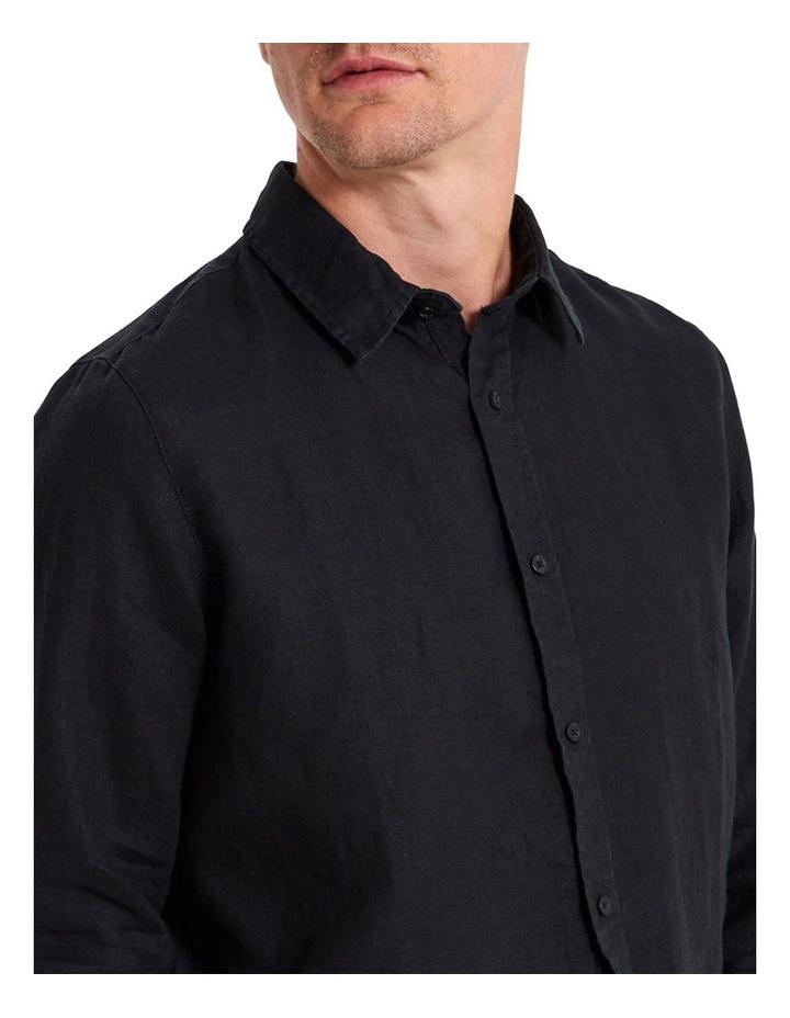 Linen Long Sleeve Shirt image 2