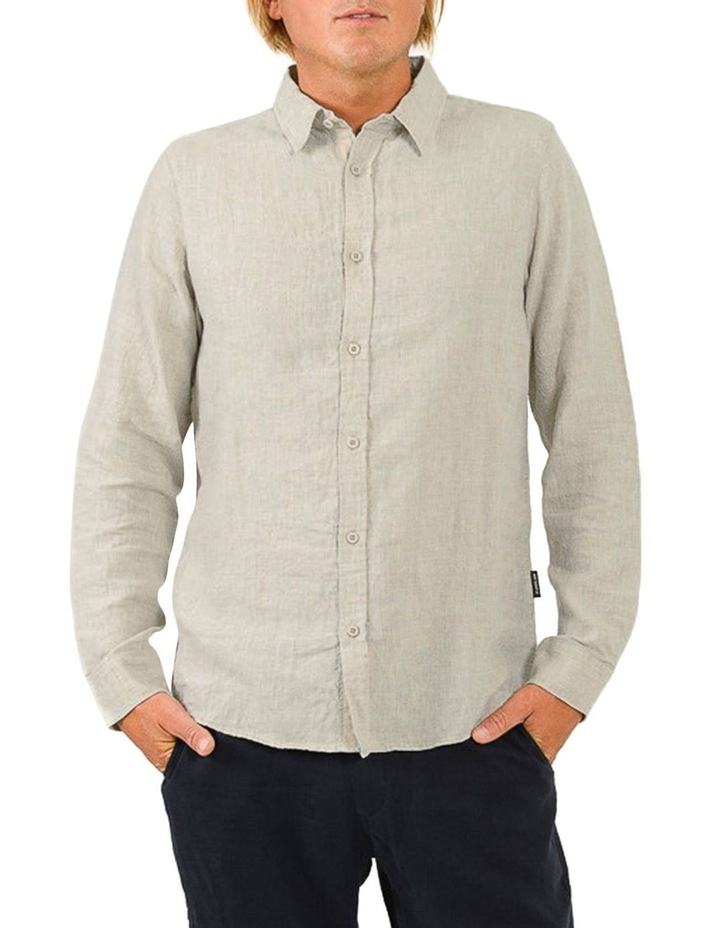 Linen Long SLeeve Shirt image 5