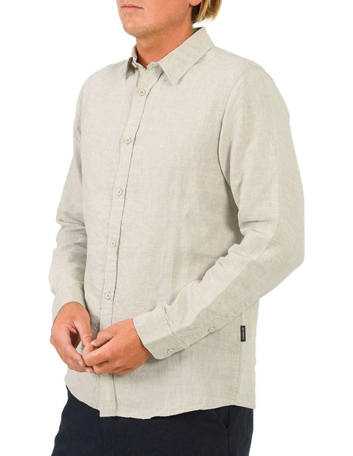 Linen Long SLeeve Shirt image 6