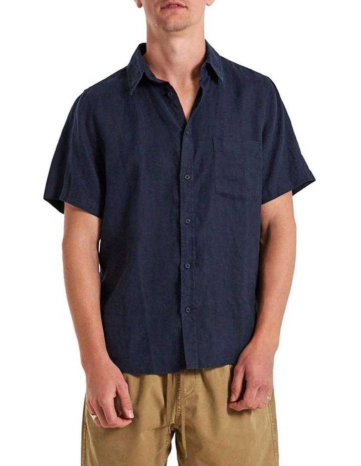 Linen Short Sleeve Shirt image 1
