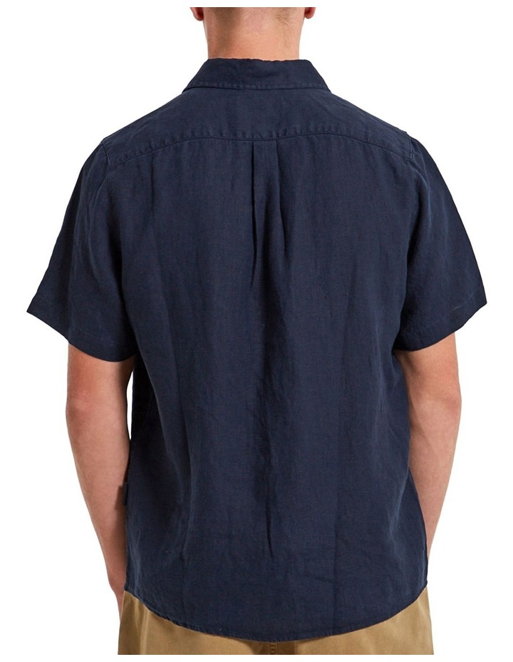 Linen Short Sleeve Shirt image 2