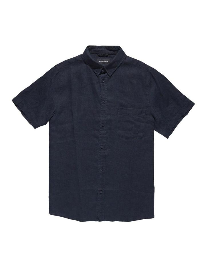 Linen Short Sleeve Shirt image 5