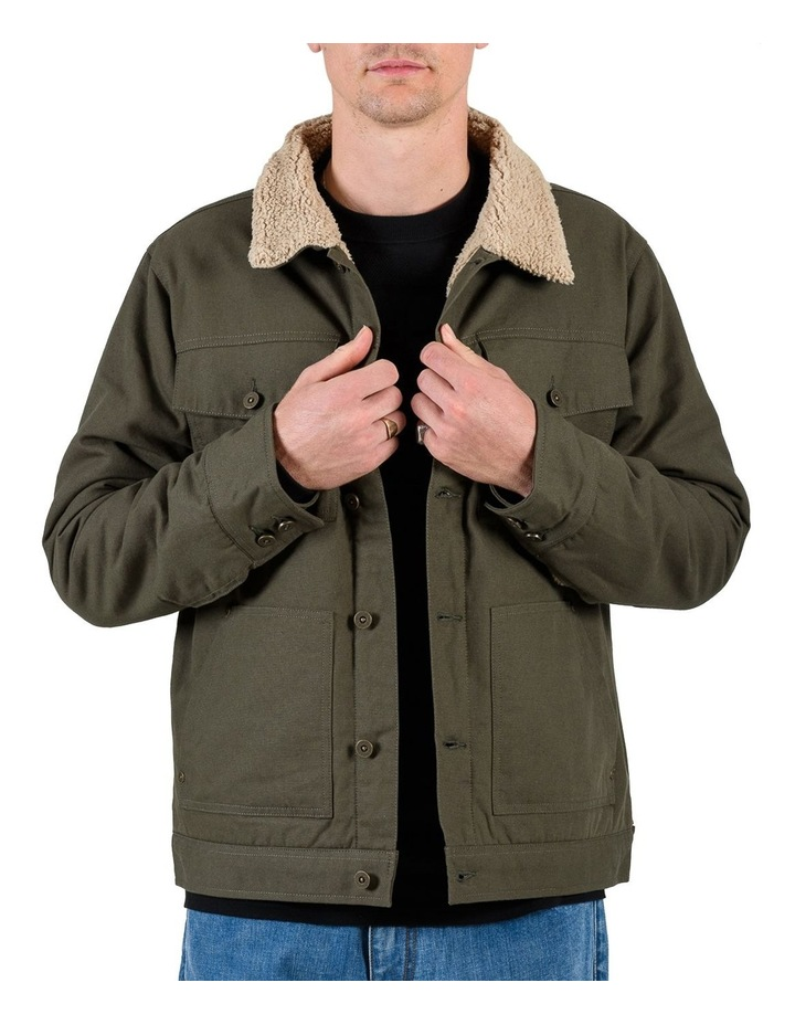 Sherpa Jacket - Canvas image 1