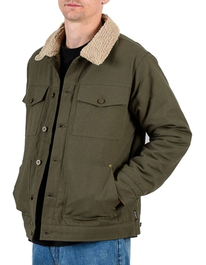 Sherpa Jacket - Canvas image 2