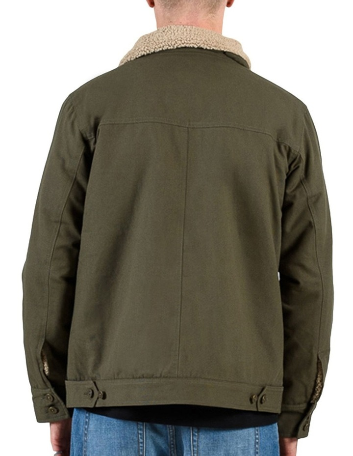 Sherpa Jacket - Canvas image 3