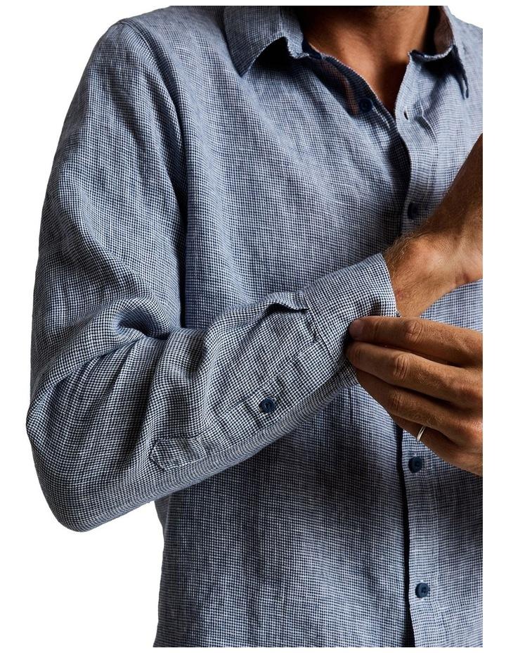 Linen Lng Sleeve Shirt image 5