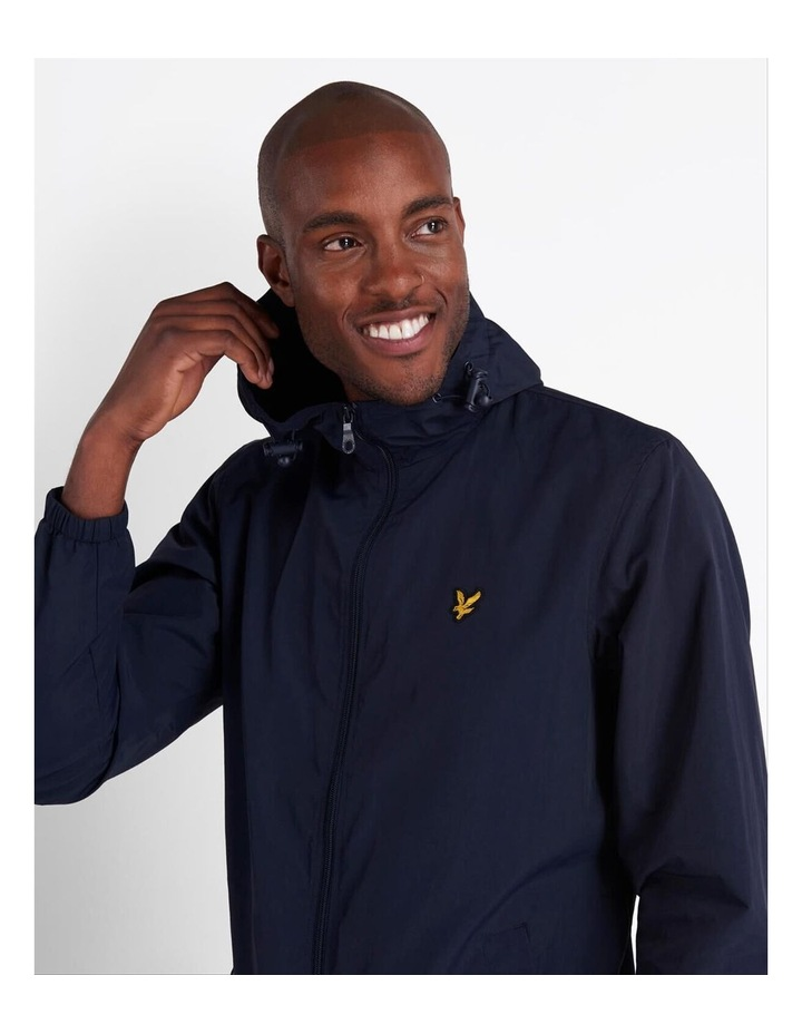 Zip Through Hooded Jacket image 4