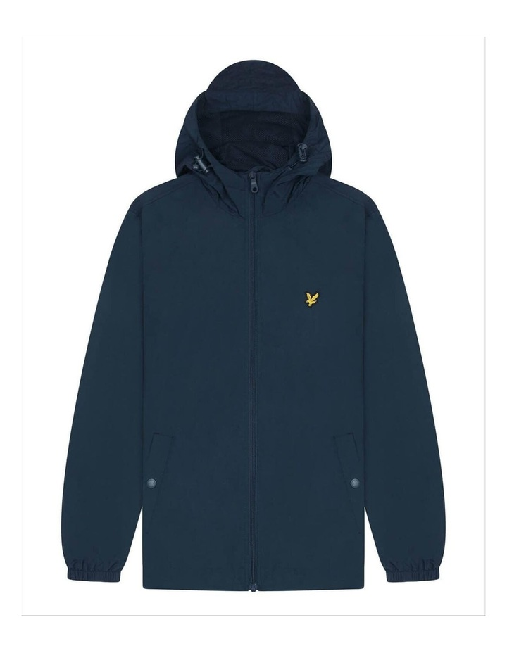 Zip Through Hooded Jacket image 5