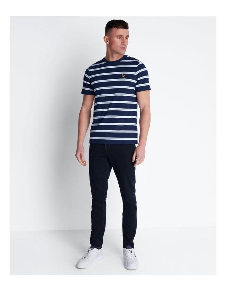 Double Stripe T-Shirt image 2