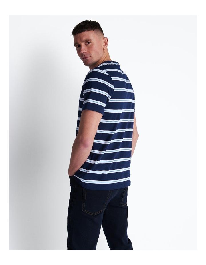 Double Stripe T-Shirt image 3