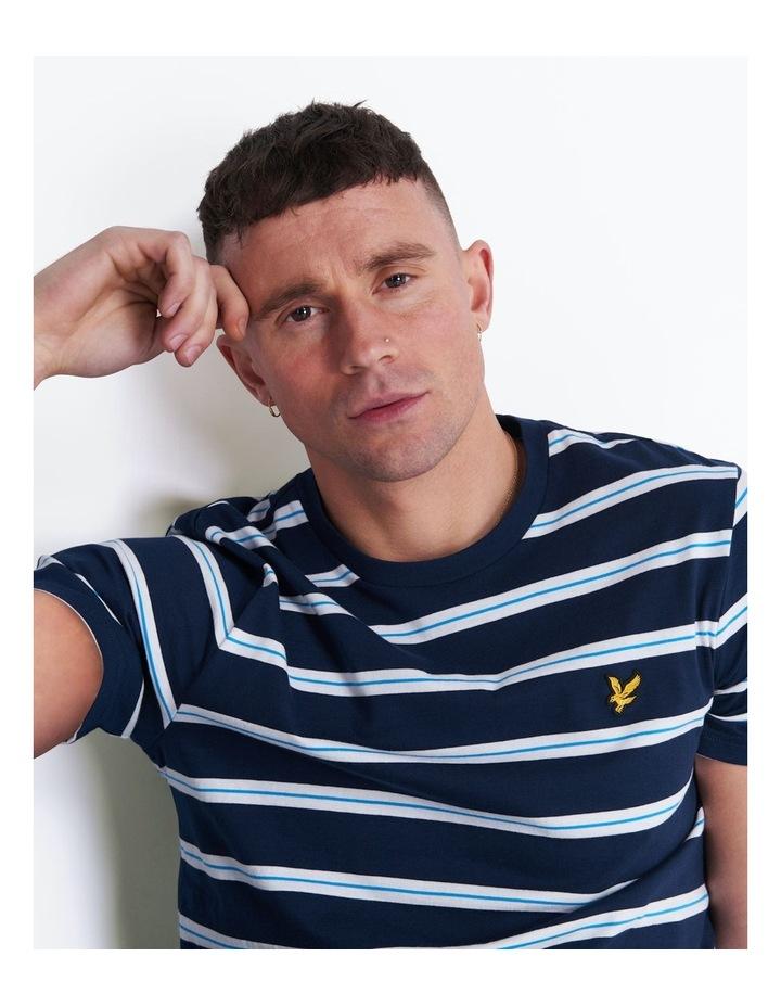 Double Stripe T-Shirt image 4