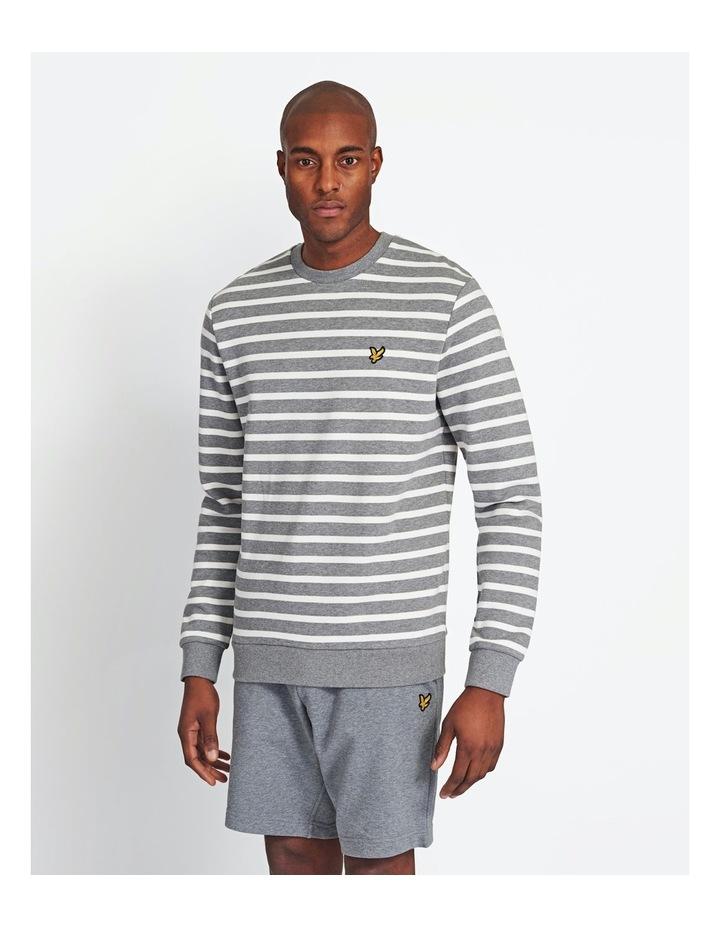 Breton Stripe Sweatshirt image 1