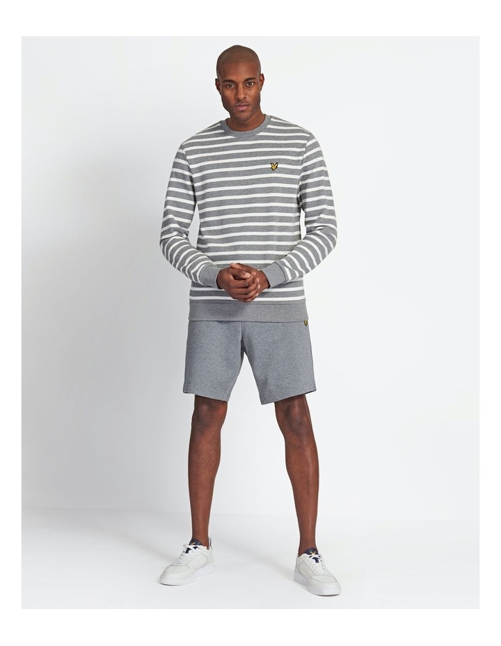 Breton Stripe Sweatshirt image 2