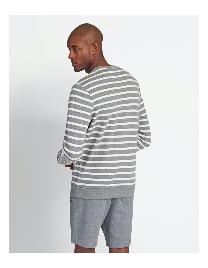 Breton Stripe Sweatshirt image 3