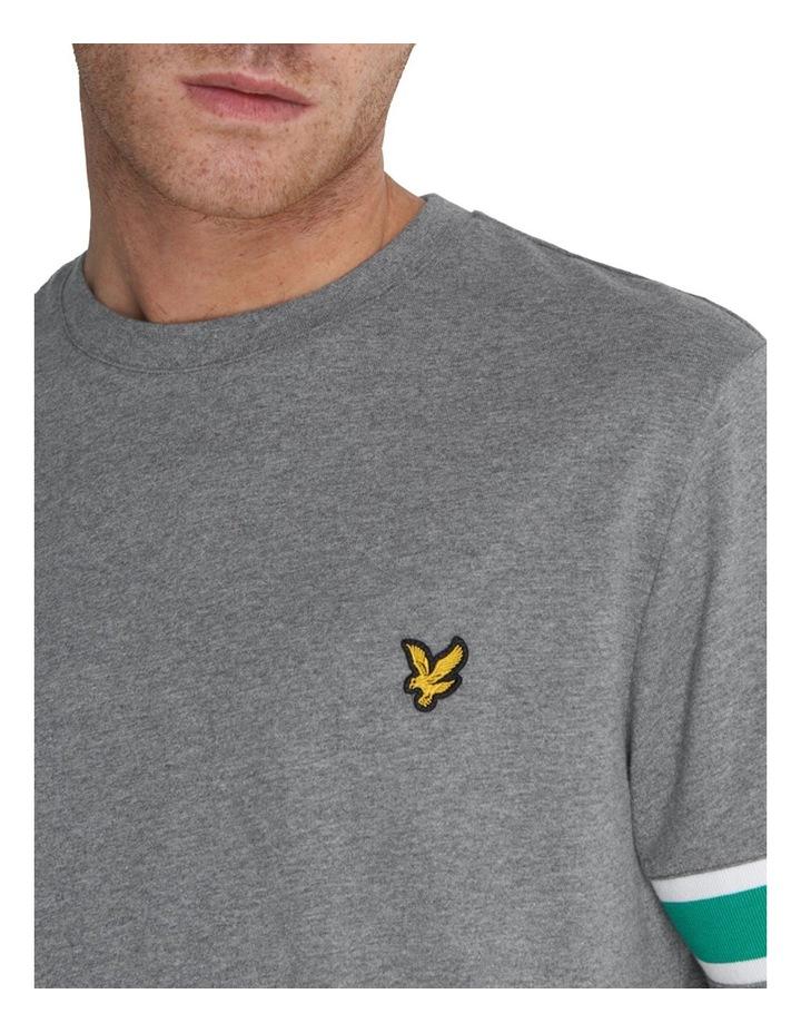 Rib Insert T-Shirt image 4