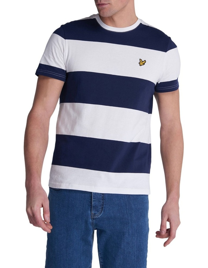 Wide Stripe T-Shirt image 1