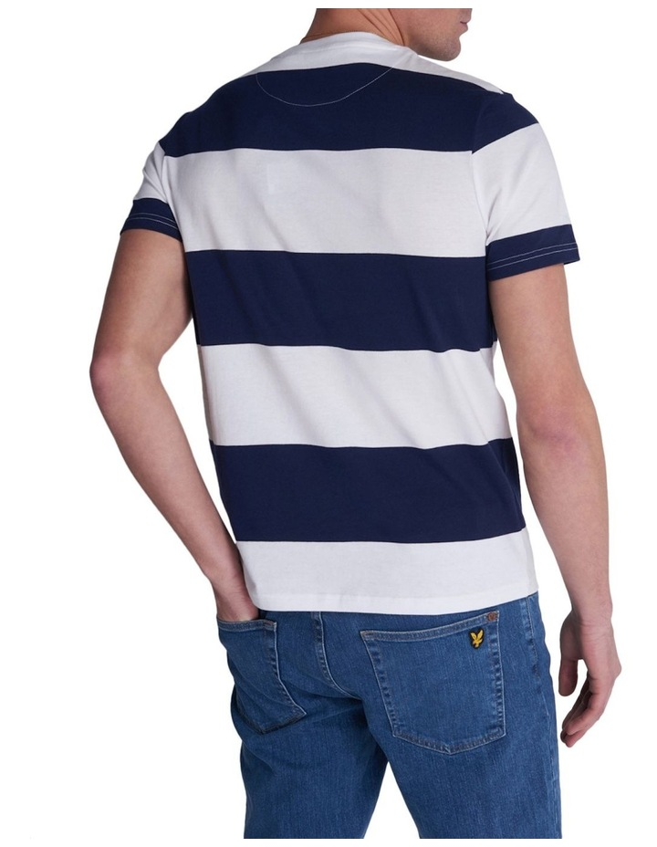 Wide Stripe T-Shirt image 3