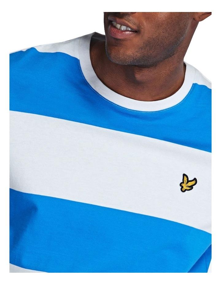 Wide Stripe T-Shirt image 4